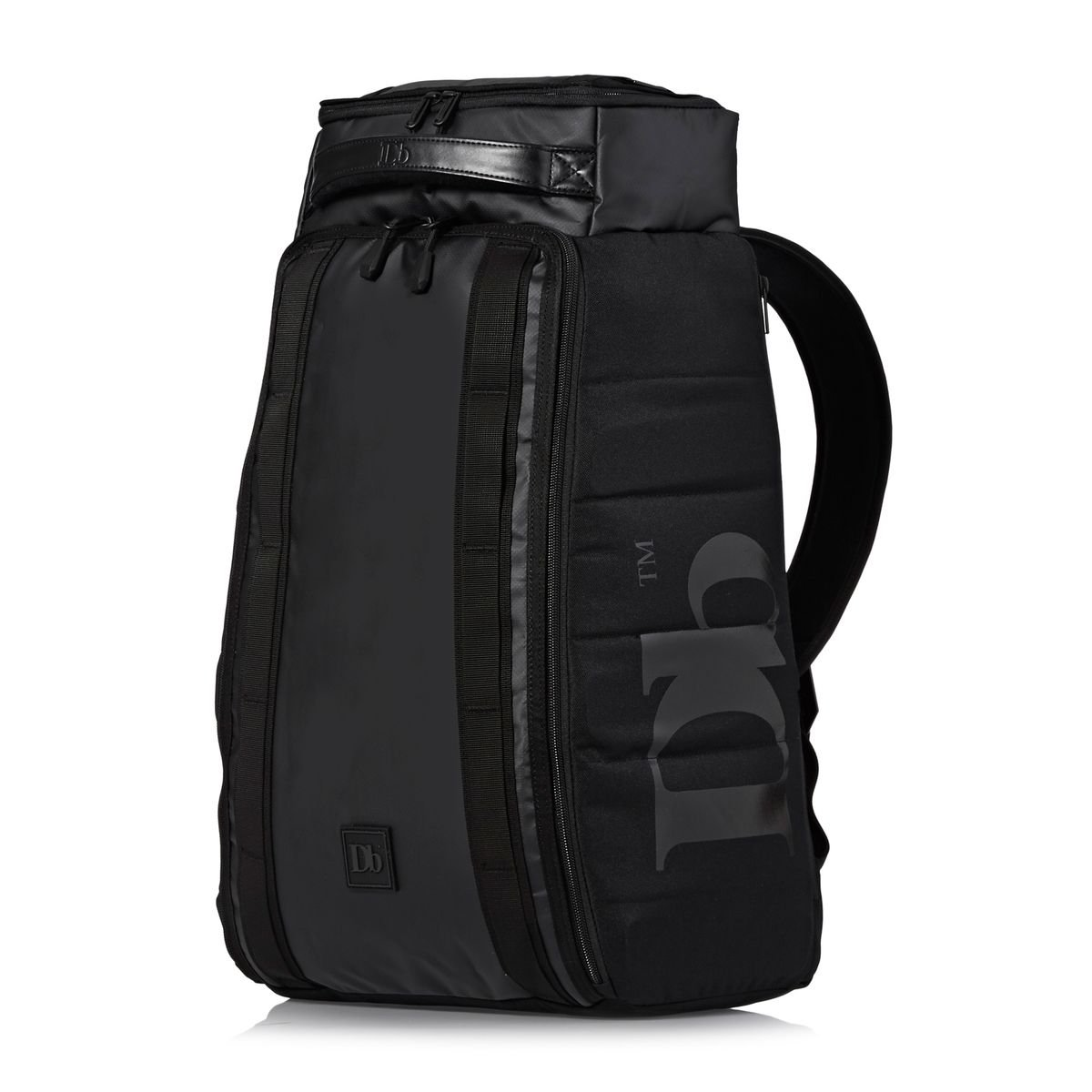 Douchebag Hugger 30L - Black Out Rucksack 56 x 42 x 5.5 cm