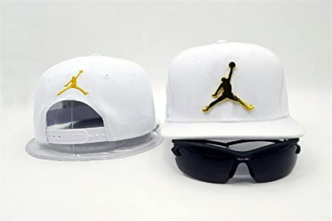 Unisex Air Jordan Hip Hop regolabile gli appassionati di sport Cappelli  Cappello Snapback di baseball ( ade5aeb1b581