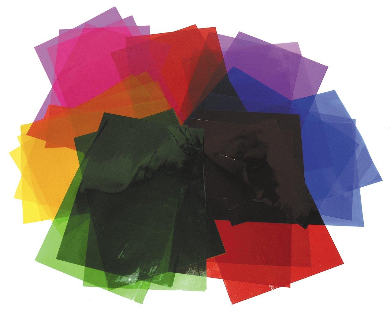 CI IC Wrap fogli, cotone, trasparente, A4, 30x 22x 0.1cm, confezione da 48 7339-1