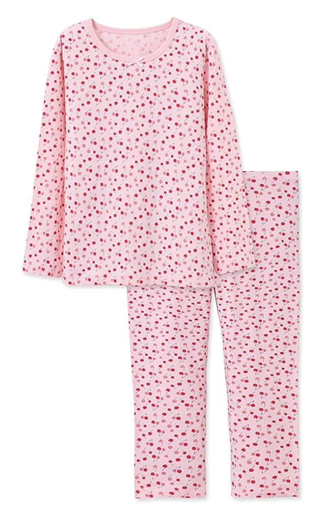 ABClothing Boys /& Girls Cotton Pajamas Set Thermal Underwear 36 Designs 24M-13T for Kids