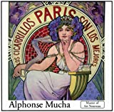 img - for Alphonse Mucha The Complete Works on CD (PC only) book / textbook / text book