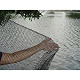 Deluxe Knitted Pond Net/netting- 10' X 12' Size for