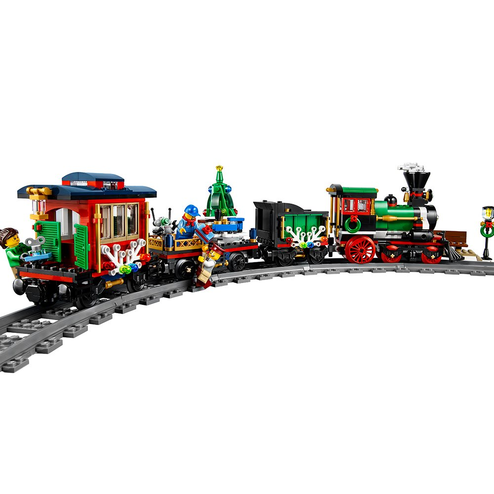 LEGO Creator Expert Winter Holiday Train...