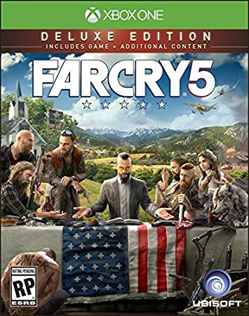 Far Cry 5 Deluxe Edition - Xbox One Deluxe Edition