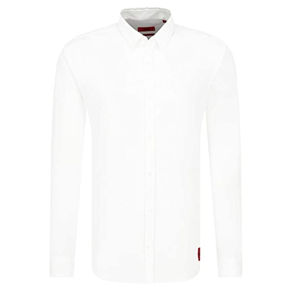 HUGO Boss Ero3-W 50416137 - Camiseta de Manga Larga (Extra Fina ...