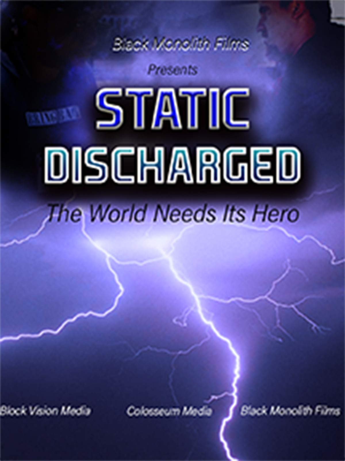 Static Discharged on Amazon Prime Video UK