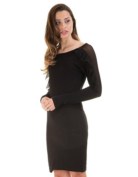 Imagenes de vestidos negro corto