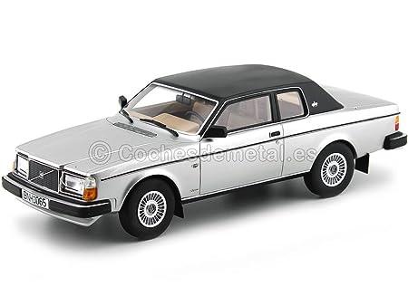 1981 Volvo 262C Coupe Bertone Silver Metallic 1:18 Cult Scale Models CML022 Cochesdemetal.es: Amazon.es: Juguetes y juegos