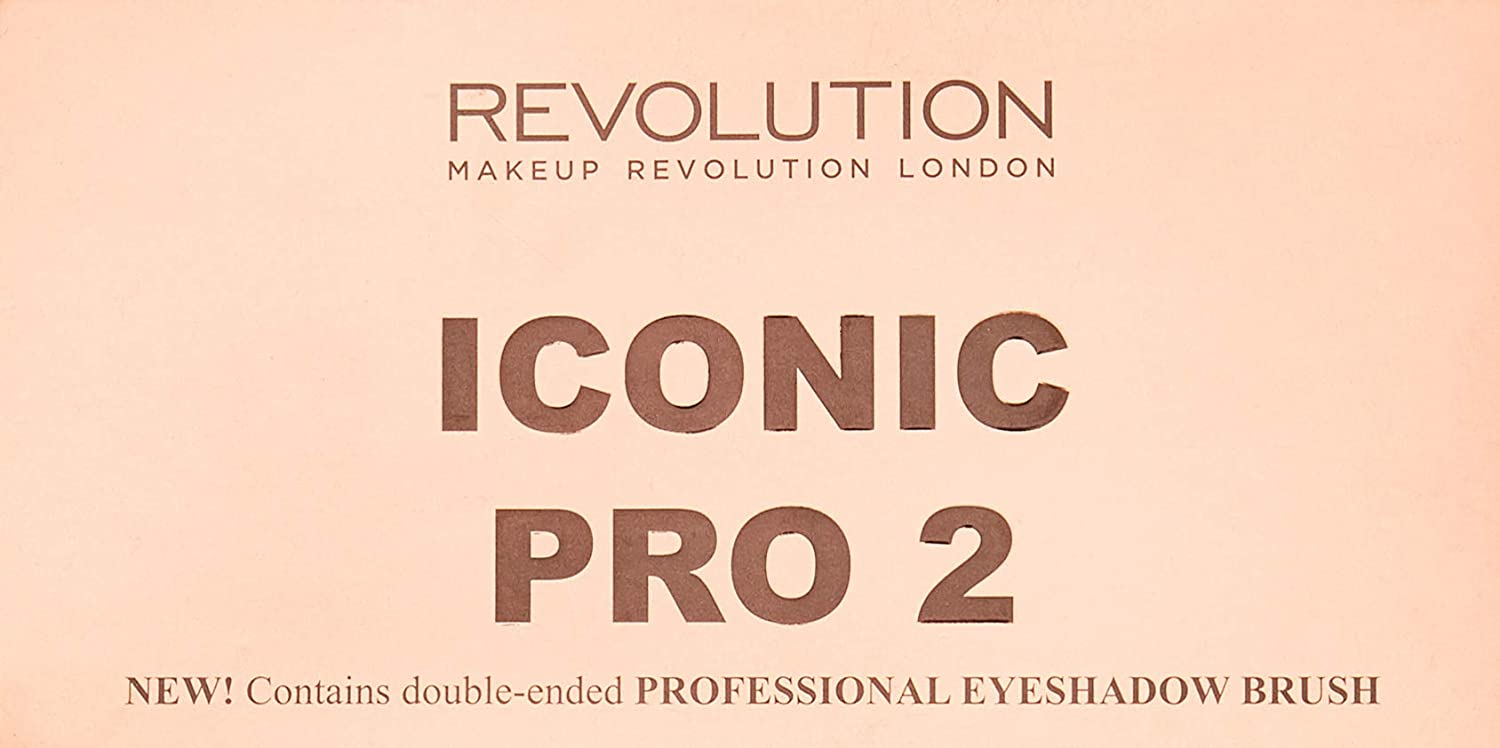 Buy Makeup Revolution London Salvation Palette, Iconic Pro 2, 16g Online at Low Prices in India - Amazon.in