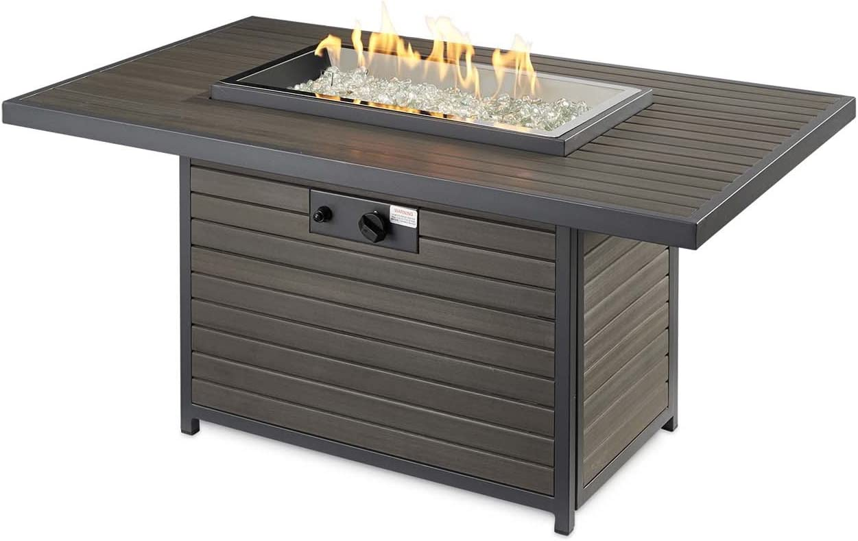 Outdoor GreatRoom Brooks Fire Table