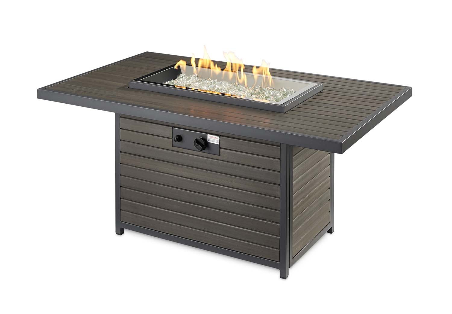 Outdoor GreatRoom Brooks Fire Table by The Outdoor GreatRoom Company