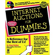 Internet Auctions For Dummies?