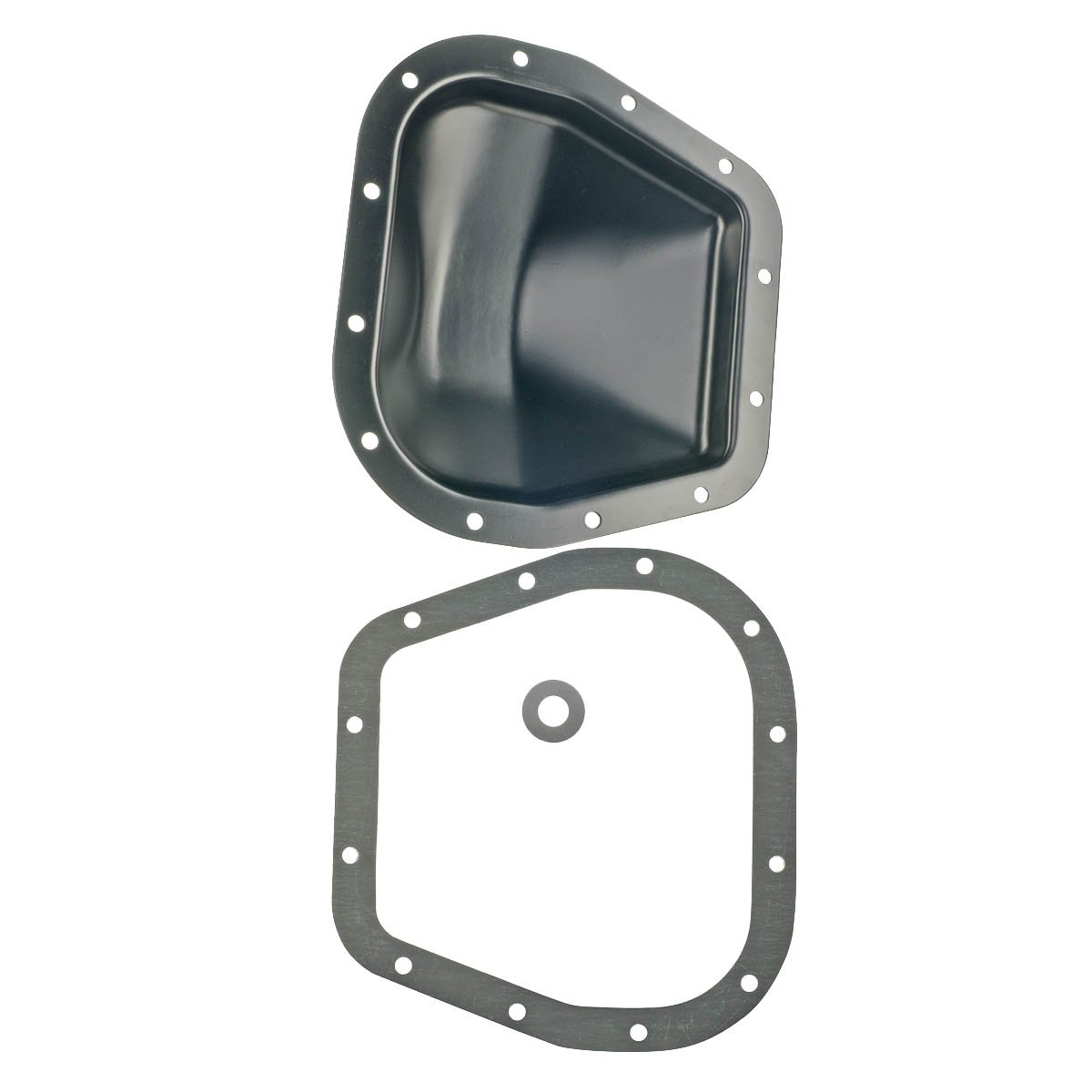 A-Premium Rear Differential Cover for Ford F-150 1997-2011 F-250 Expedition Lobo E-150 Lincoln Mark LT Navigator PremiumpartsWhosale