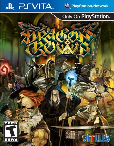 Dragon's Crown – PlayStation Vita