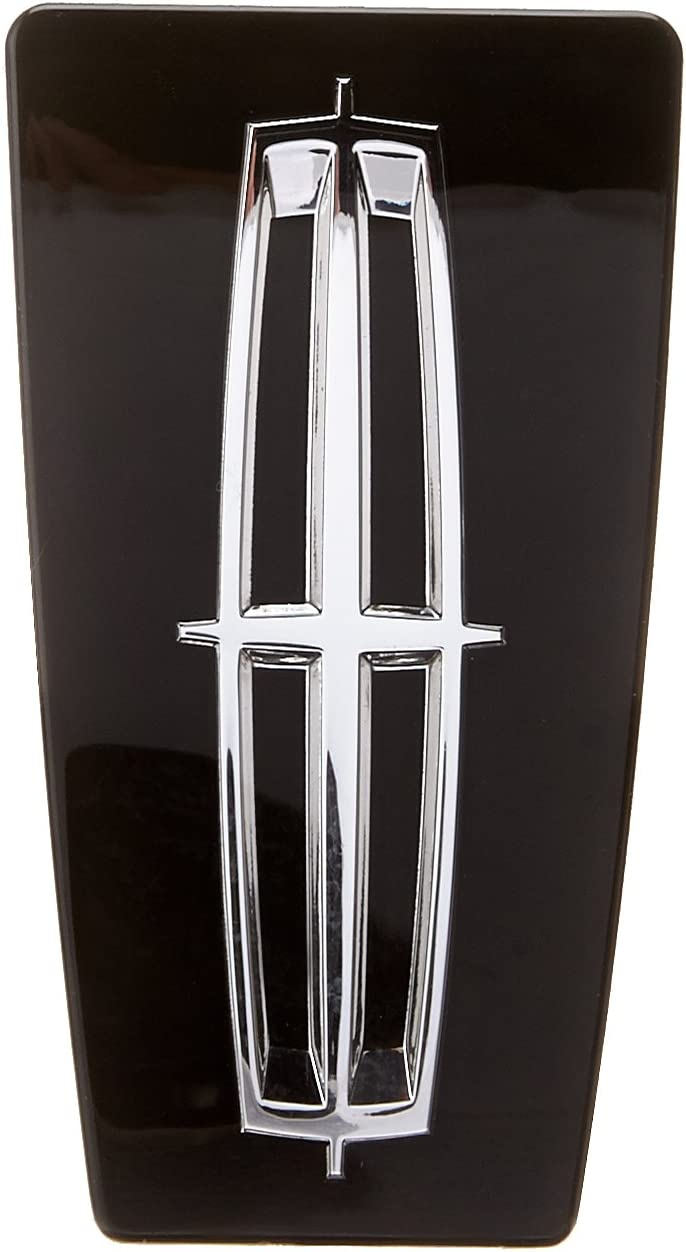 BRAND NEW 2003-2011 Lincoln Town Car Front Grille Emblem Black  # 3W1Z-8213-AA