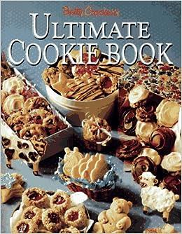 Betty Crocker S Ultimate Cookie Book Betty Crocker 9780130844927
