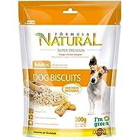 Biscoito Fórmula Natural Dog Biscuit Cães Adultos - 200g - 1 unidade