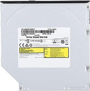 Ingebouwde dvd-brander dvd-station dvd-brander voor laptop notebook