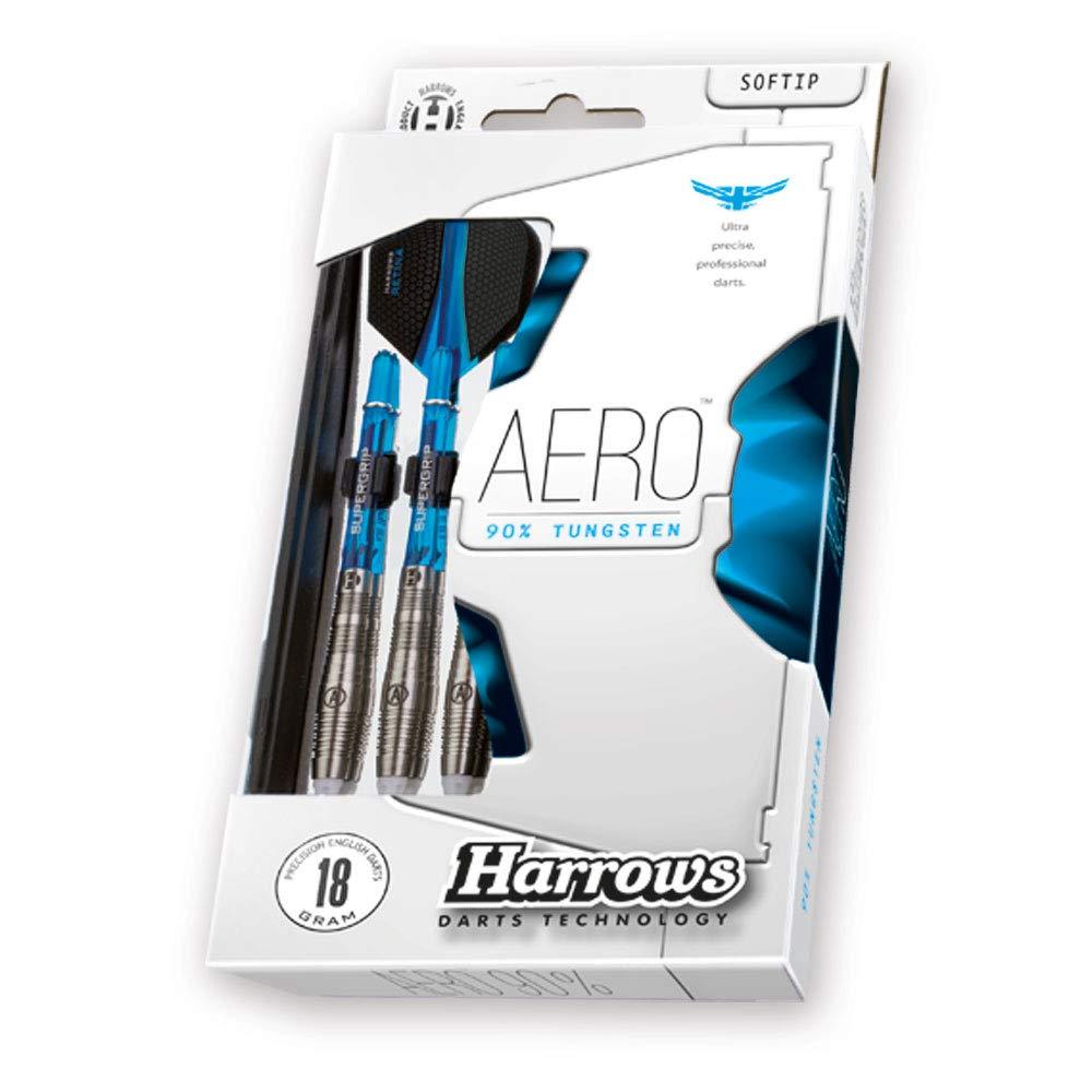 Harrows Aero 18 Gram Soft Tip Darts 55521