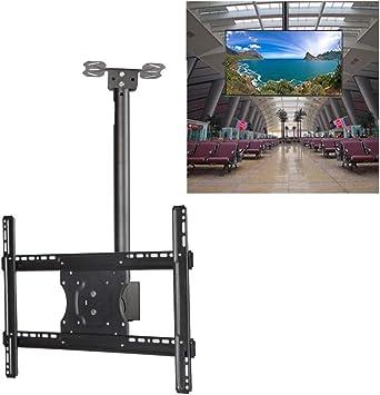ZXQ Kit de Herramientas de reparación de teléfono para – 32 – 65 Pulgadas de Altura Universal y ángulo Ajustable TV LCD de Pared de Techo de Doble Uso, Longitud retráctil: 3 m: Amazon.es: Electrónica