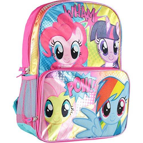 My Little Pony POW! Cartoon Backpack
