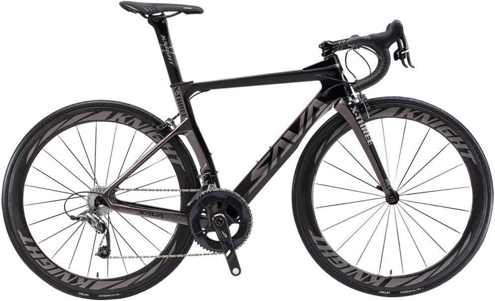 Sava - Phantom 2.0 - Bicicleta de carretera de fibra de carbono ...