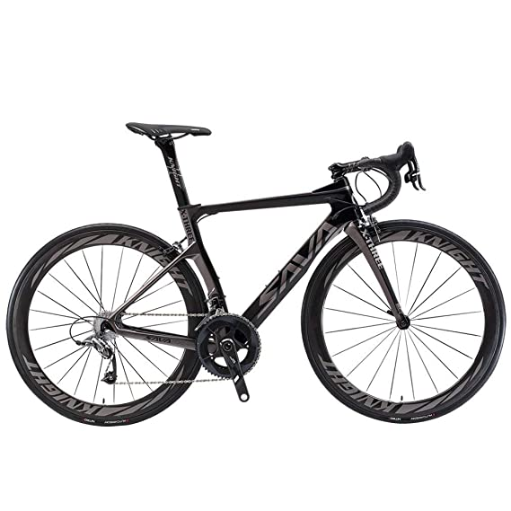 Active 700c 11 Speed Cheap Complete Carbon Bike 6800 Groupset Chinese Carbon Road Bike Lightweight Carbon Road Racing Bike Bicycle Cycling