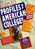 Barron's Profiles of American Colleges (23rd ed)(Book and Disk)