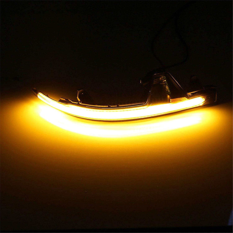 R/étroviseur Dynamique Clignotant LED Clignotant pour A4 S4 A5 S5 A6 S6 A7 S7 A8 S8 Q5 Q7 SLine