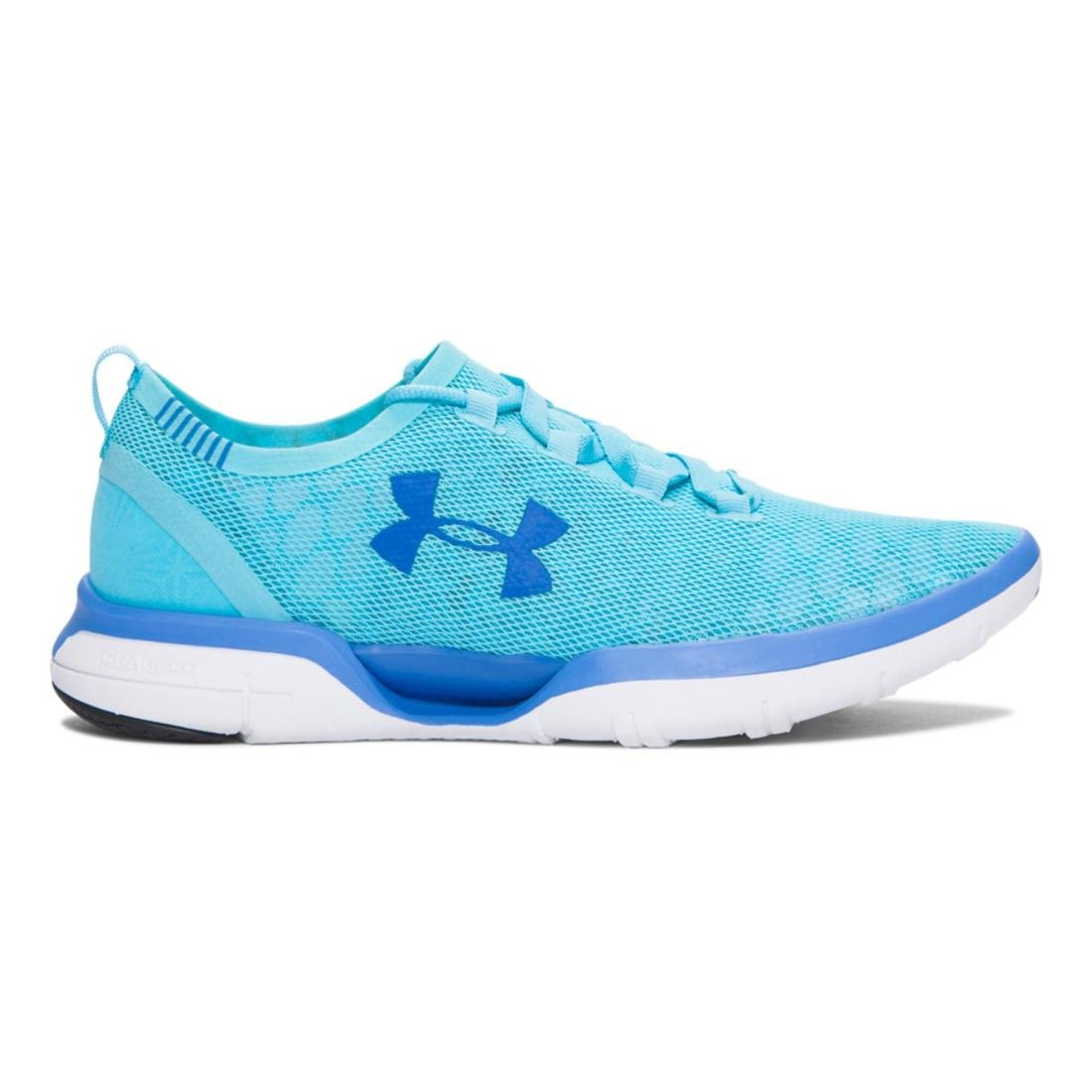 Under Armour Women's B(M) Charged CoolSwitch Running Shoe B01GQK72Q2 5.5 B(M) Women's US|Venetian Blue/White/Mediterranean f7fcaf