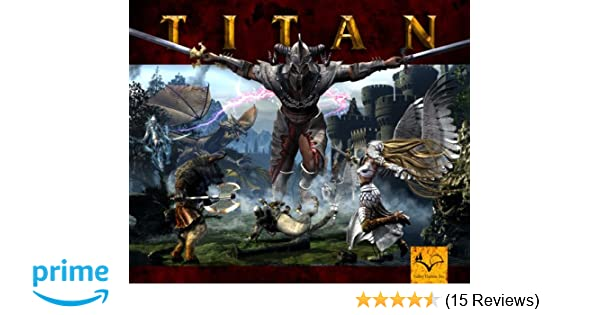I Survived Monster In Lower Stacks Of >> Amazon Com Valley Games Titan Toys Games
