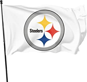 LPG Pitt-sbu-rgh St-ee-le-rs Classic American 3x5 Flags for Home House Outdoor Indoor Decor.Outdoor Flags Brass Eyelet