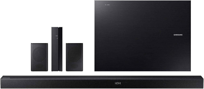 Samsung KM57C 5.1-Channel 460W Bluetooth Soundbar w/Wireless Subwoofer