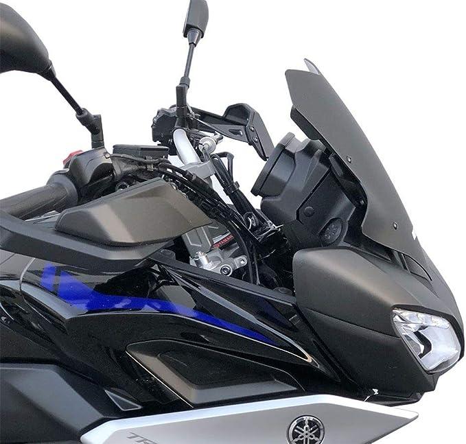 Windschild Sport Wrs Mt 09 Tracer Gt 2018 2020 Mattschwarz Auto