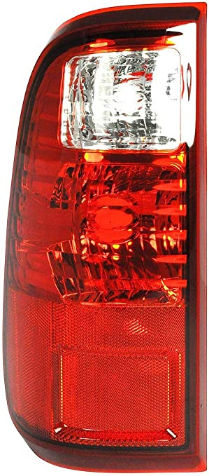 OE Replacement Ford Super Duty Driver Side Taillight Assembly Partslink Number FO2800208