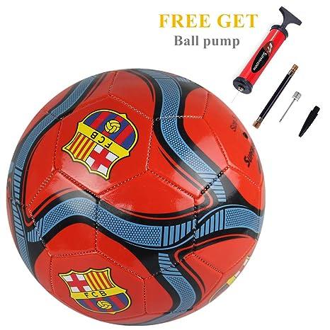 Supfreedom Fútbol Club Barcelona Balón de fútbol para césped de ...