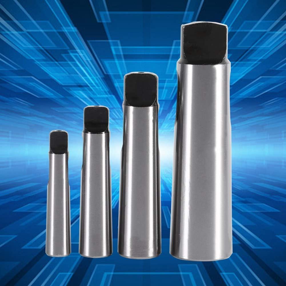 5 Adapter f/ür Morse-Kegel reduziert die Bohrh/ülse f/ür Drehfr/äsen MT1-4 auf MT2