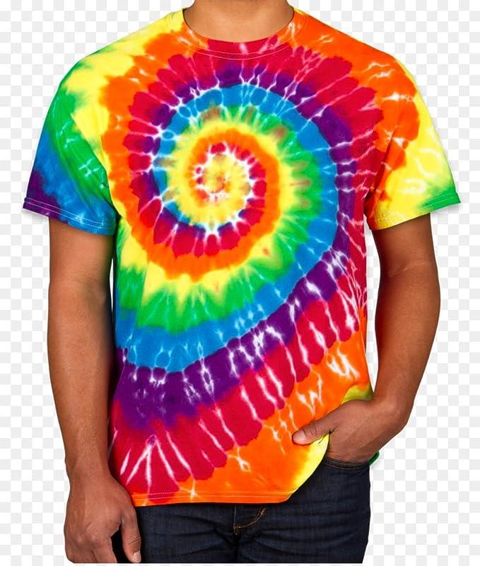 MiCasa Tie Dye Tinte Ropa 5 Piezas- no toxico- Tonos Coloridos 120ml, Envio 24-48 Horas