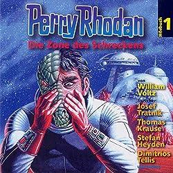 Die Zone des Schreckens (Perry Rhodan Hörspiel 01)