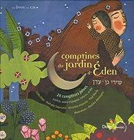 Comptines du jardin d'Eden : 28 comptines juives (1CD audio) par Nathalie Soussana