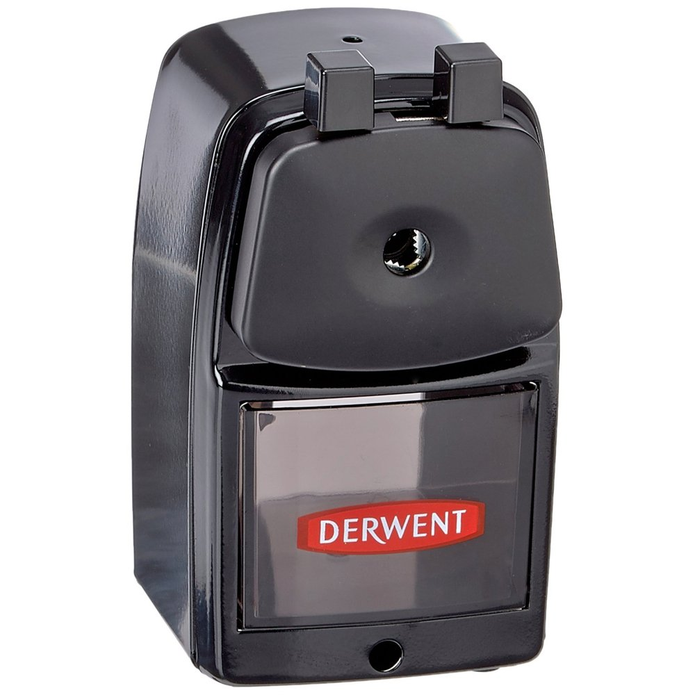 Derwent Super Point Manual Helical Pencil Sharpener (2302001) by Derwent