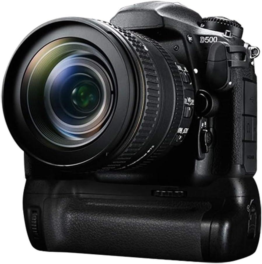 for Nikon D750 Replace Nikon MB-D16 Yunchenghe Vertax D16 Multifunction Battery Grip