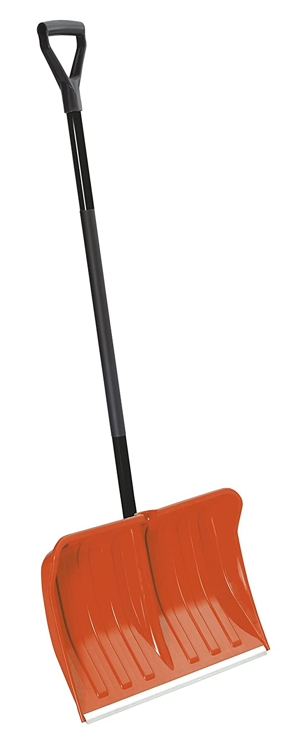 SNÖ-PRO 1016 Pelle Plastique Orange 55 cm Large