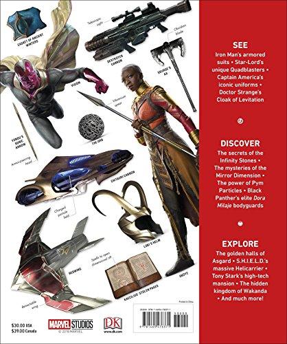 Marvel Studios Visual Dictionary