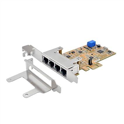 EXSYS EX-6084 Adaptador y Tarjeta de Red Ethernet 1000 Mbit ...