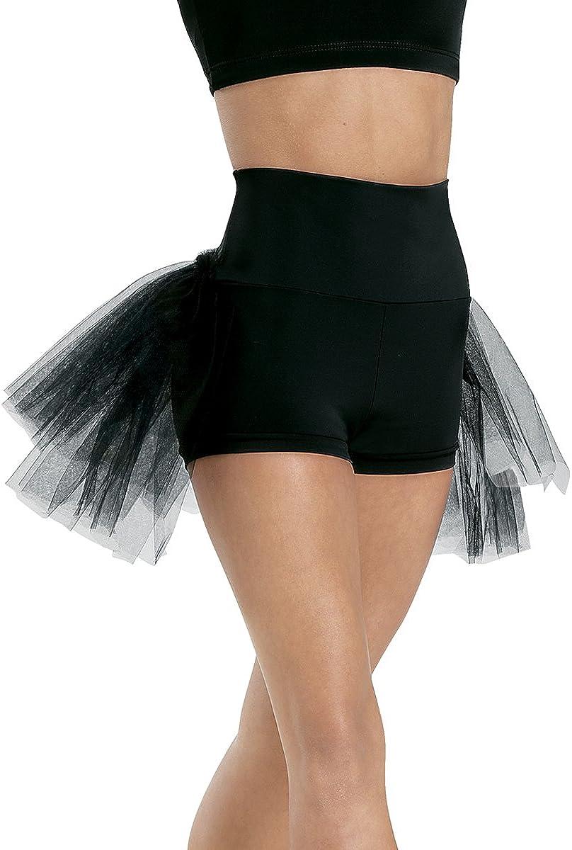 Balera Dance Shorts High Waist