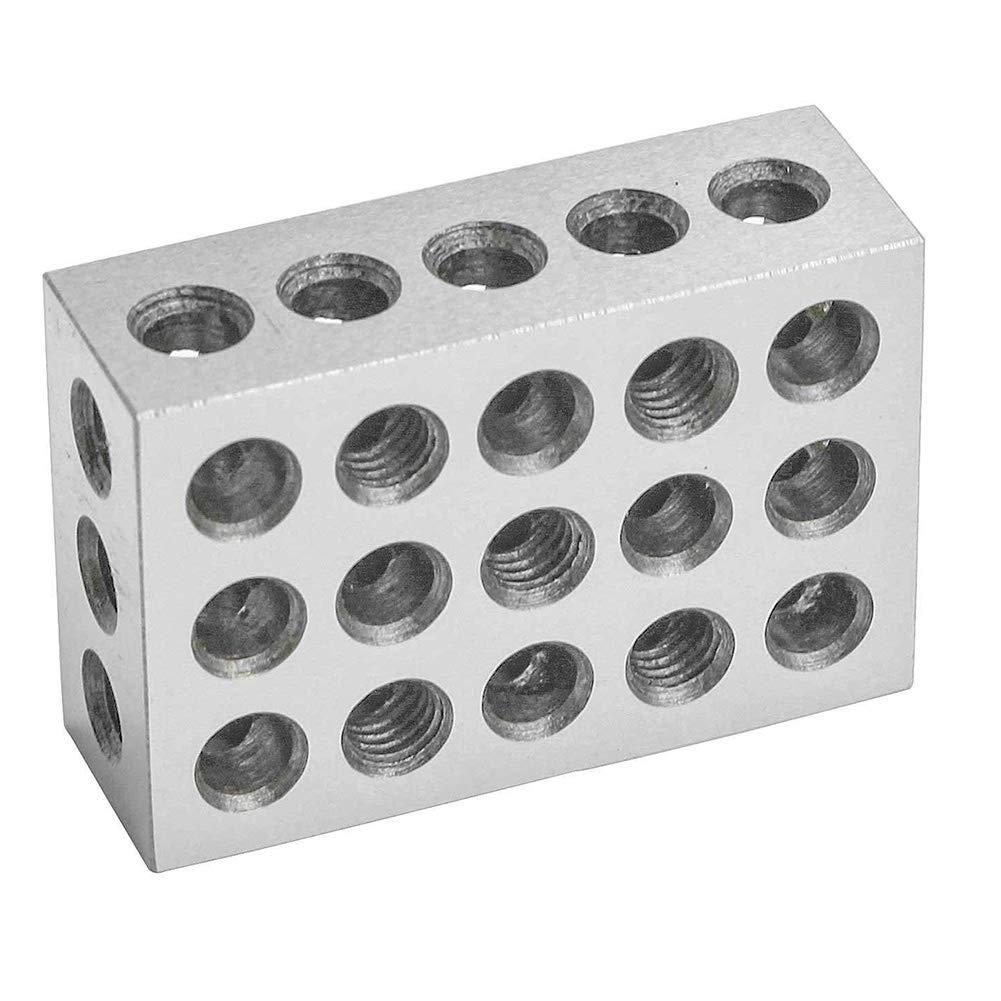 Blocchi Parallel pezzi 23/fori di precisione ultra ingegneri blocchi in acciaio temprato blocco per fresatura