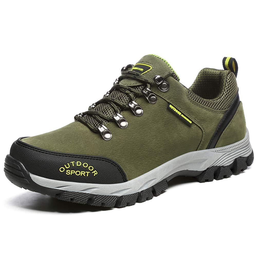 Green 41 7.5 D(M) US Men Men's Trail Running shoes Walking Outdoor Sports Training shoes