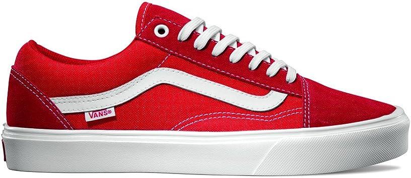 Vans Old Skool Lite VXERDS8 Gr 41 45 High Risk Red Rot