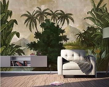 Lhdlily 3d Papier Peint Fresco Autocollant Personnalisé Papier Peint